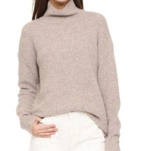 Madewell | Wafflestitch Turtleneck Sweater